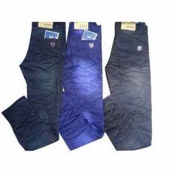 Casual Wear Mens Regular Fit Denim Jeans, Waist Size: 28 - 40