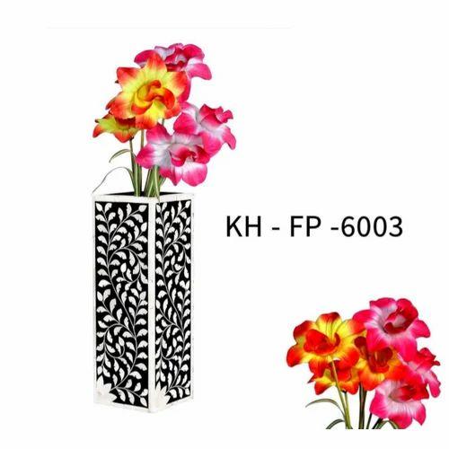 Beautiful Black Bone Vase And Flower Pot At Rs 3999 Piece Vases