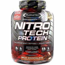 Muscletech Whey Protein, Packaging Size: 4 Lb