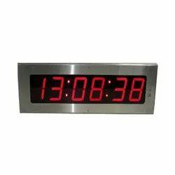 Synchronized Digital Clocks