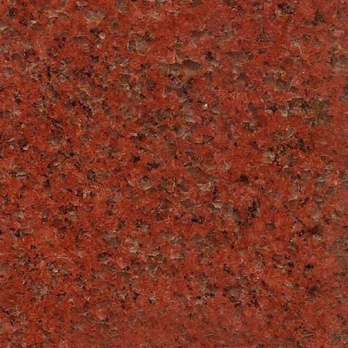 Imperial Red Granite Slab Thickness 20 25 Mm Rs 90