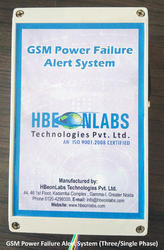 3 Phase / 1 Phase Power Fail SMS Alert System