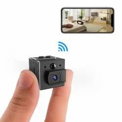 Plastic Wireless Hidden CCTV Camera