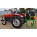 Tractor Operated Sprayer