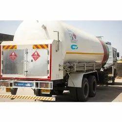 Cryogenic Transport Tanker