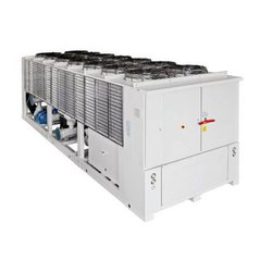 Air Cooled Semi Hermetic Chillers