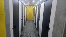 Ispace Modular Toilet Cubicle