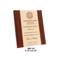 JMP 437 Award Trophy