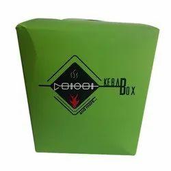 Food Packaging Box for Kebabs and Biryani
