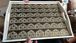Rawsome Shack Paper Mache Tray