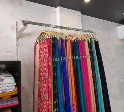 Wall Rack for Sarees