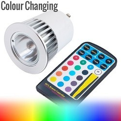 LED Spotlight with RGB Driver