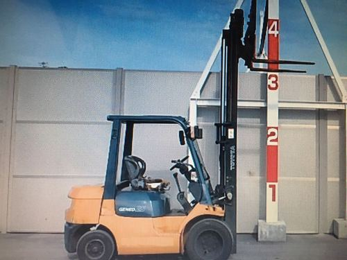 Used Toyota Forklift 2 5 Ton