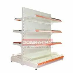 DONRACKS Center Gondola Supermarket Racks