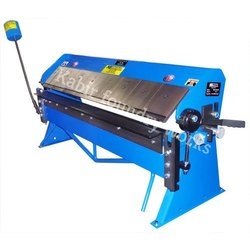 Hydraulic Box and Pan Brake Machine
