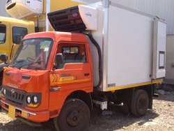Refrigerated Delivery Van, Model Name/Number: Mahindra Loadking Optimo
