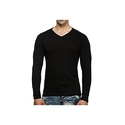 Men's V Neck T Shirt