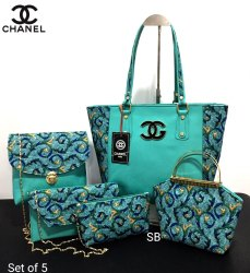 063a012a0b26 Zuby 3-4 Piece Set Of Bags, Women Hand Bags - Chahat Malhotra, Delhi ...