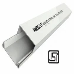 Press Fit - PVC Electric Wire Trunking