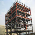 Mild Steel Prefabricated Structure For Construction