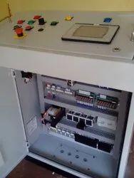 I Machines Floor PLC Control Desk