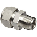 Double Ferrule Male Connector