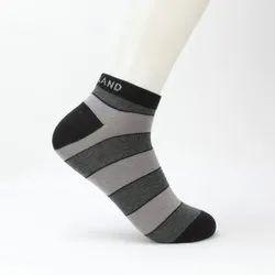 Woodland BD 159 Striped Ankle Length Men's Socks