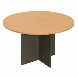 Round Meeting table 900 Dia