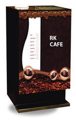 Live Coffee And Tea Vending Machine Supplier