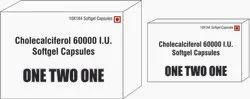 Cholecalciferol 60,000 I.U