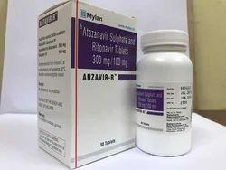 Anzavir R 300 mg/100 mg Tablet