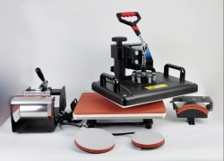 Multifunctional Heat Press