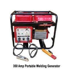 350 A Portable Welding Generator, Tank Capacity: 15.5 L