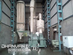 Aluminium Dross Pulverizer