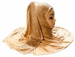 Women Daily Wear Imported Stretchable Scarf Hijab