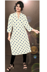 Womens Cotton Kurta