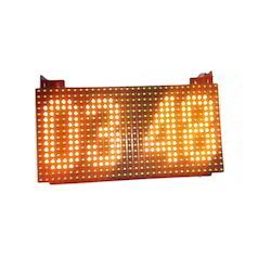 Digital Clock LED Display System