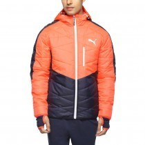 Puma Active Norway Mens Jacket Red | Start Fitness