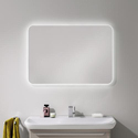 Illuminated Backlit Mirror, For Industrial