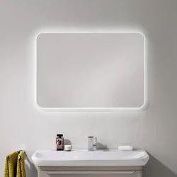 Illuminated Backlit Mirror