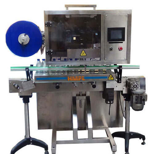 Automatic Shrink Sleeve Label Applicator