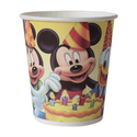 Birthday Print Paper Cup