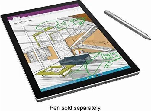 Microsoft Surface Pro 4 Bundle, 12 3