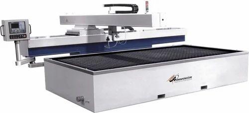 Waterjet Cutting Machine - CNC Waterjet Cutting Machine