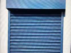 Full Height Mild Steel Rolling Shutter