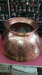 Copper Deghi, Size: 22 Ltrs To 50 Ltrs