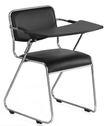 Student writing pad chairs