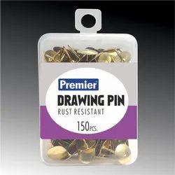 Drawing Pin Gold