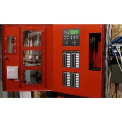 System Sensor Fire Alarm Panel