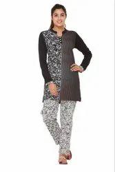 Ladies Nightwear-Full Sleeves